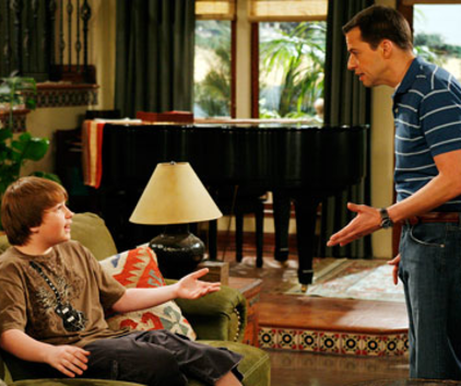 Watch Two and a Half Men Season 5 Episode 18