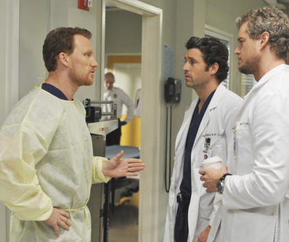 Watch Grey's Anatomy Season 5 Episode 5