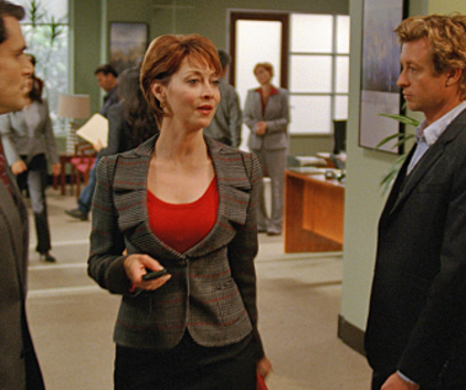 Watch The Mentalist Season 2 Episode 12