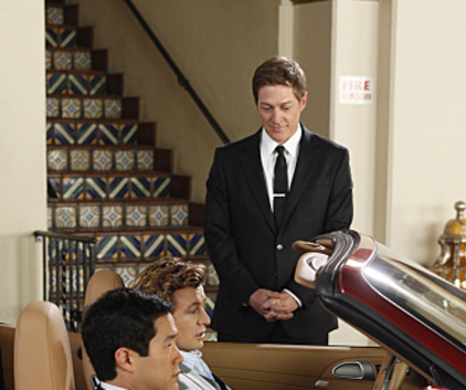 Watch The Mentalist Season 2 Episode 13