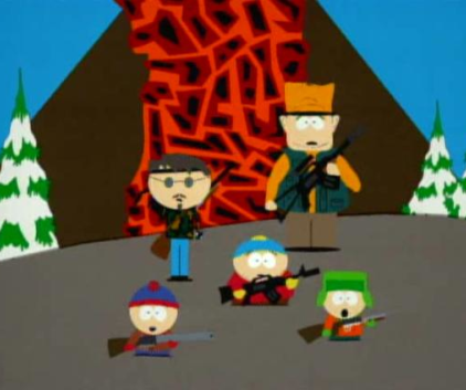 Watch South Park Season 1 Episode 3