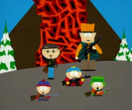 Watch South Park Season 1 Episode 3