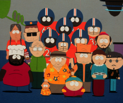 Watch South Park Season 1 Episode 13