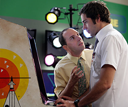 Watch Chuck Season 2 Episode 5