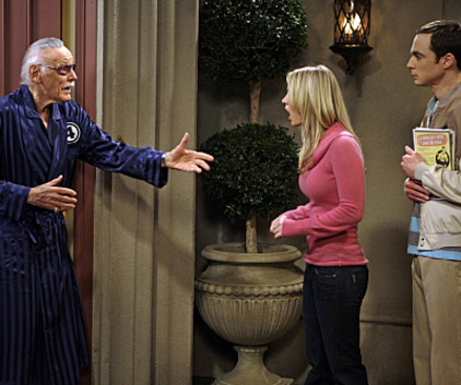 Watch The Big Bang Theory Season 3 Episode 16