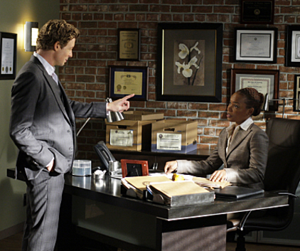 Watch The Mentalist Season 2 Episode 17