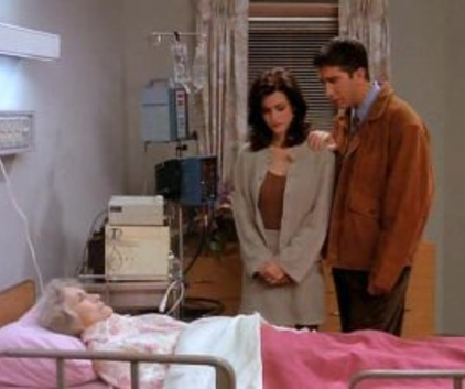 Watch Friends Season 1 Episode 8