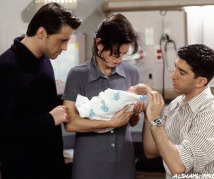 Watch Friends Season 1 Episode 23