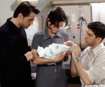 Watch Friends Season 1 Episode 23