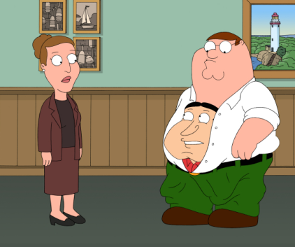Watch Family Guy Season 8 Episode 14