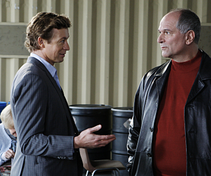 Watch The Mentalist Season 2 Episode 19