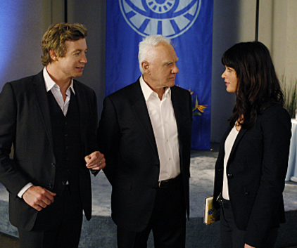 Watch The Mentalist Season 2 Episode 20