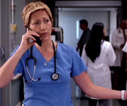 Watch Nurse Jackie Season 2 Episode 8