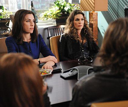 Watch The Good Wife Season 1 Episode 21