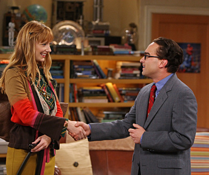 Watch The Big Bang Theory Season 3 Episode 21