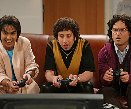 Watch The Big Bang Theory Season 3 Episode 22