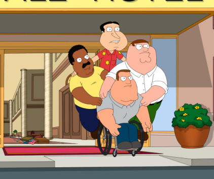 Watch Family Guy Season 8 Episode 19