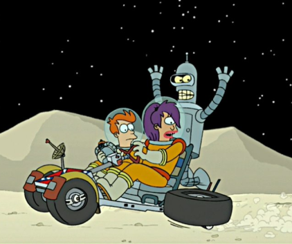 Watch Futurama Season 1 Episode 2