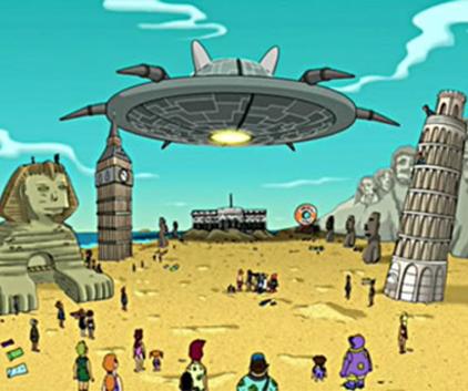 Watch Futurama Season 2 Episode 3
