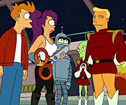 Watch Futurama Season 2 Episode 6