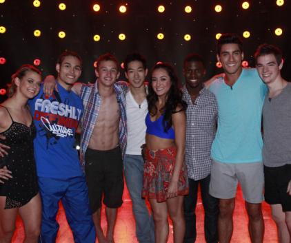 Top 8 Dancers