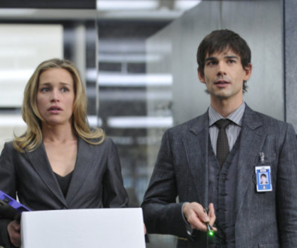 Watch Covert Affairs Season 1 Episode 2