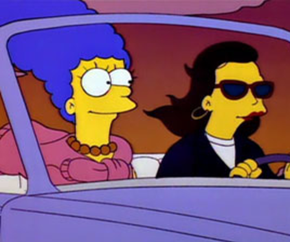Marge on the Lam Picture