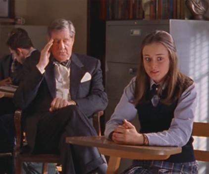 Watch Gilmore Girls Season 2 Episode 18