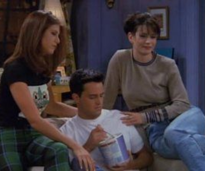 Watch Friends Season 3 Episode 4