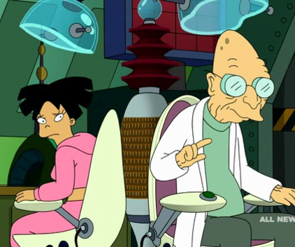 Watch Futurama Season 7 Episode 10