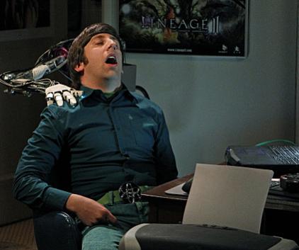 Watch The Big Bang Theory Season 4 Episode 1