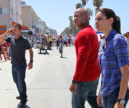 Watch NCIS: Los Angeles Season 2 Episode 1