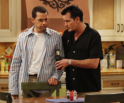 Watch Two and a Half Men Season 8 Episode 1