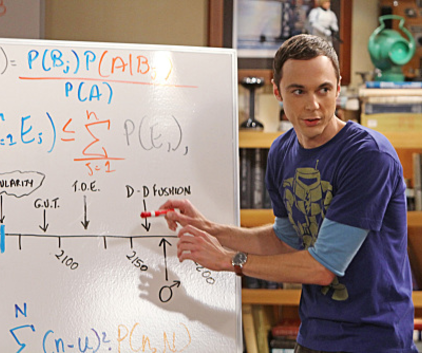Watch The Big Bang Theory Season 4 Episode 2