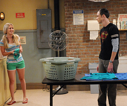 Watch The Big Bang Theory Season 4 Episode 3