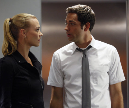 Watch Chuck Season 4 Episode 23