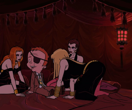 Watch Venture Brothers Season 4 Episode 15