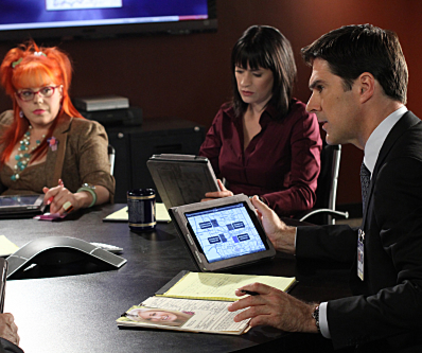 Watch Criminal Minds Season 6 Episode 7