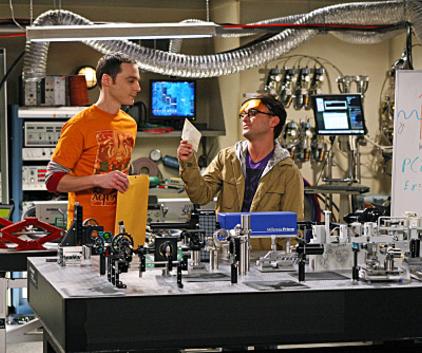 Watch The Big Bang Theory Season 4 Episode 6