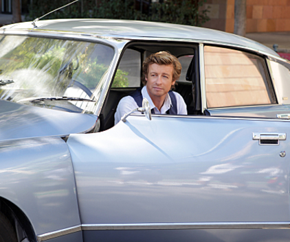 Watch The Mentalist Season 3 Episode 7