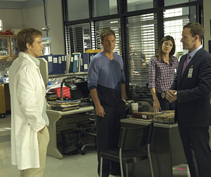 Watch Dexter Season 5 Episode 7