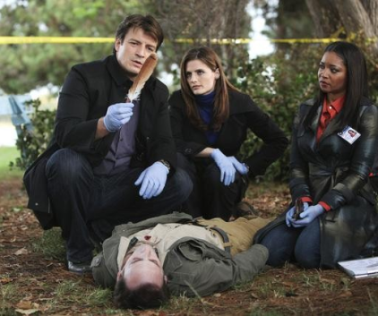 Watch Castle Season 3 Episode 8