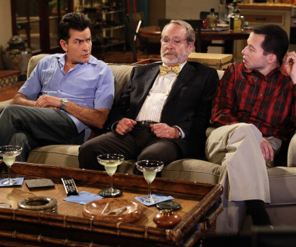 Watch Two and a Half Men Season 8 Episode 8