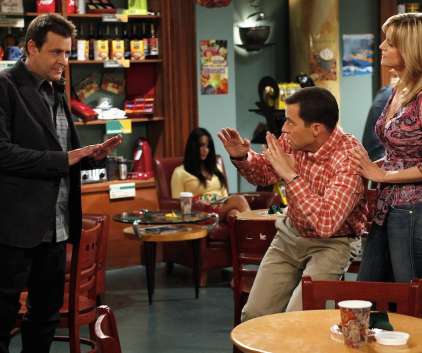 Watch Two and a Half Men Season 8 Episode 9