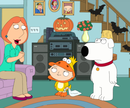 Watch Family Guy Season 9 Episode 4