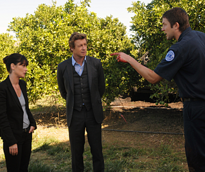 Watch The Mentalist Season 3 Episode 9