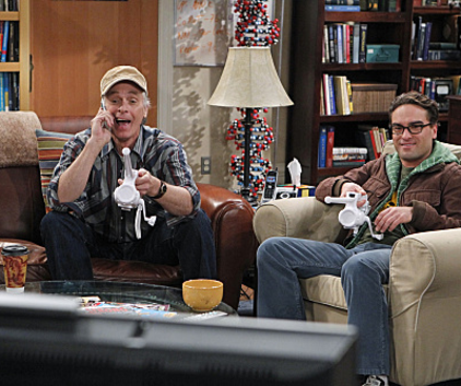 Watch The Big Bang Theory Season 4 Episode 9
