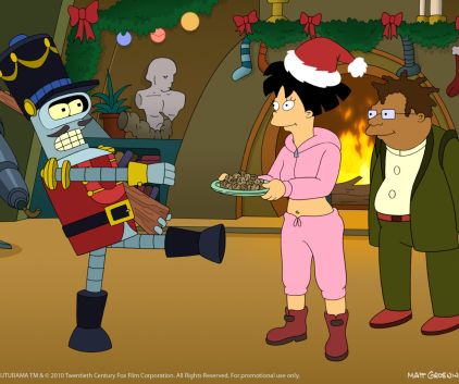 Watch Futurama Season 7 Episode 13
