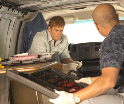 Watch Dexter Season 5 Episode 12