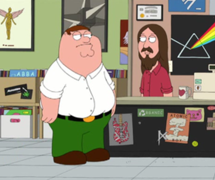 Watch Family Guy Season 7 Episode 2